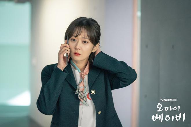 Lạ đời như Jang Nara ở teaser Oh My Baby: Khỏi cần kim cương lấp lánh, chỉ muốn ti giả cao cấp làm nhẫn đeo tay?-8
