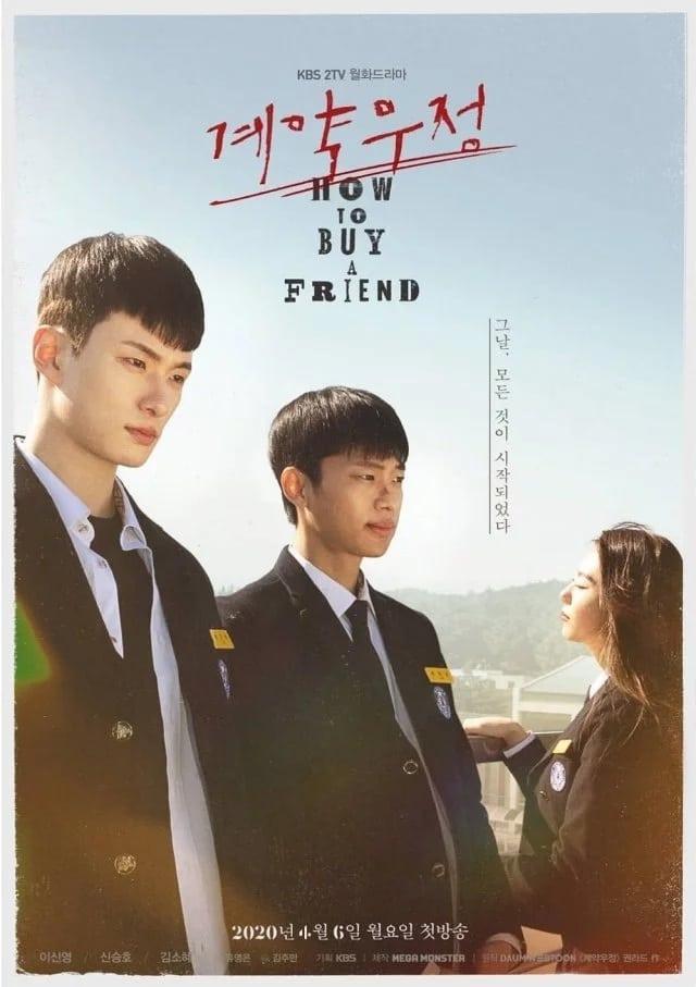 Màn ảnh Hàn tháng 4: Bom tấn của Lee Min Ho cũng phải dè chừng loạt phim hot không kém này-14