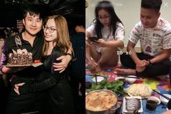 Nhật Lê lộ bằng chứng ăn tối cùng tình cũ Harry Hưng giữa tin đồn Quang Hải yêu người khác