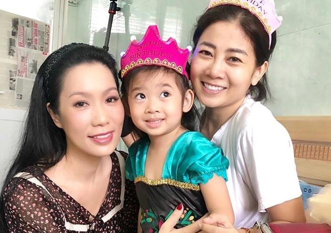 Phùng Ngọc Huy không muốn con gái phải sống nhờ quỹ từ thiện của hội nghệ sĩ-2