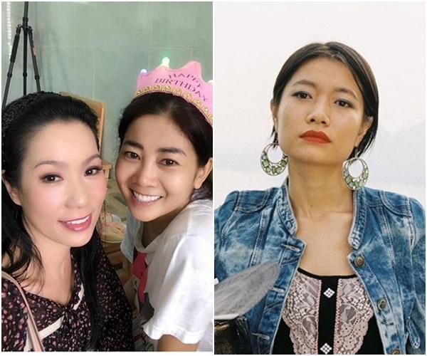 Bị mỉa mai bà cô già đu bám Mai Phương, Trịnh Kim Chi gọi thẳng Trà My là thành phần Chí Phèo-1