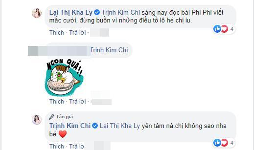 Bị mỉa mai bà cô già đu bám Mai Phương, Trịnh Kim Chi gọi thẳng Trà My là thành phần Chí Phèo-4