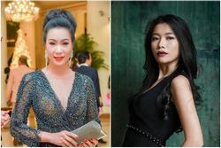 Bị mỉa mai 'bà cô già đu bám' Mai Phương, Trịnh Kim Chi gọi thẳng Trà My là 'thành phần Chí Phèo'