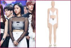 Stylist ITZY gây bức xúc khi cắt quần lót cho Ryu Jin mặc