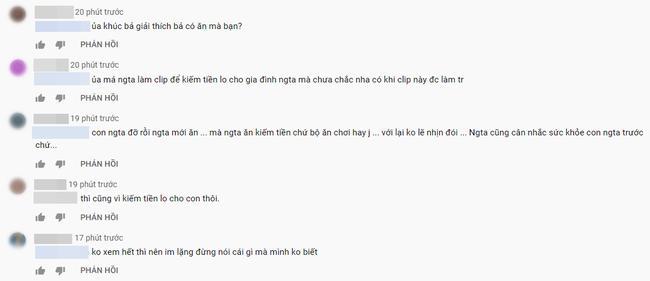 Vlogger Quỳnh Trần JP bị chỉ trích khi bé Sa sốt co giật mà mẹ vẫn làm vlog ăn uống giữa đại dịch Covid-19-7