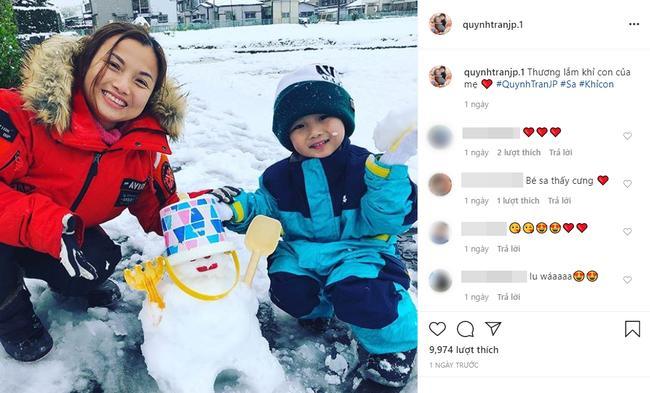 Vlogger Quỳnh Trần JP bị chỉ trích khi bé Sa sốt co giật mà mẹ vẫn làm vlog ăn uống giữa đại dịch Covid-19-4