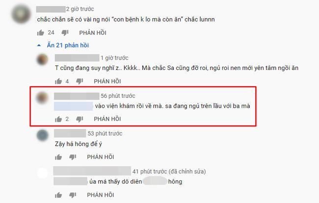 Vlogger Quỳnh Trần JP bị chỉ trích khi bé Sa sốt co giật mà mẹ vẫn làm vlog ăn uống giữa đại dịch Covid-19-8