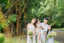 Con gái 9 tuổi của Lưu Hương Giang - Hồ Hoài Anh hát tiếng Anh hay xuất sắc
