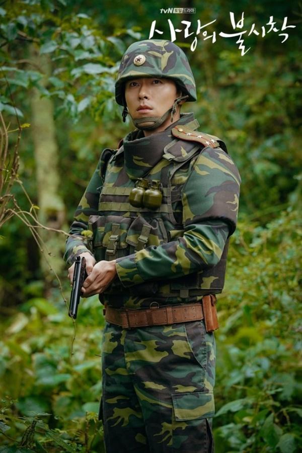 Người Bắc Hàn cho là Hyun Bin không đẹp trai bằng diễn viên này khi đóng Hạ cánh nơi anh-5