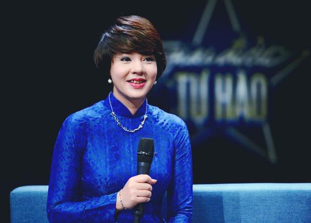 Diễm Quỳnh khoe ảnh thời trẻ bên MC Anh Tuấn-12