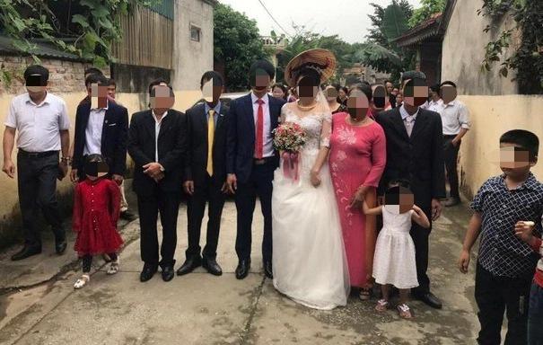 Tổ chức đám cưới cho con giữa mùa dịch Covid-19-1