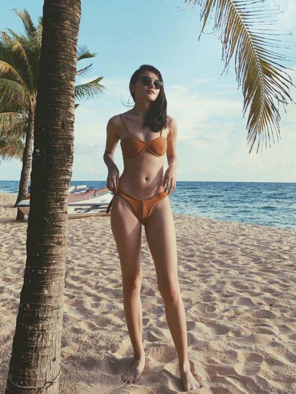 Sao Việt lộ khuyết điểm khi mặc bikini, nhìn Phương Trinh Jolie mà xót xa ảnh 3