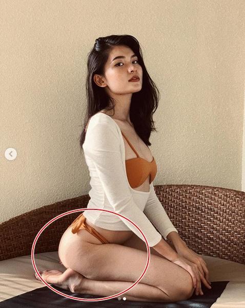 Sao Việt lộ khuyết điểm khi mặc bikini, nhìn Phương Trinh Jolie mà xót xa ảnh 6