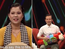 Cặp đôi lần đầu được mai mối nhưng nói quá nhiều khiến MC cũng 'ngao ngán', cô gái đi cùng bị chỉ trích vì hỏi thẳng 'Lương anh bao nhiêu'