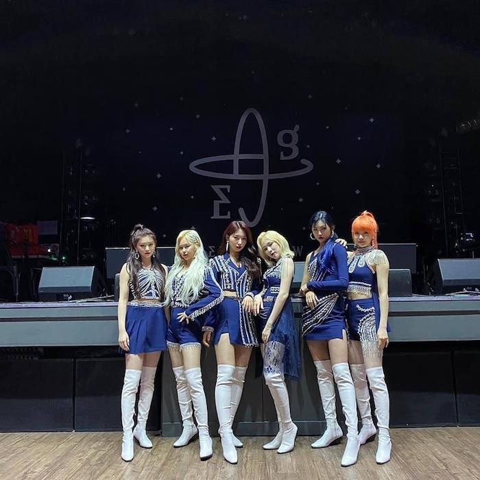 Yehua Entertainment xác nhận staff dương tính Covid-19, fan như ngồi trên đống lửa lo lắng cho tình trạng EVERGLOW-3