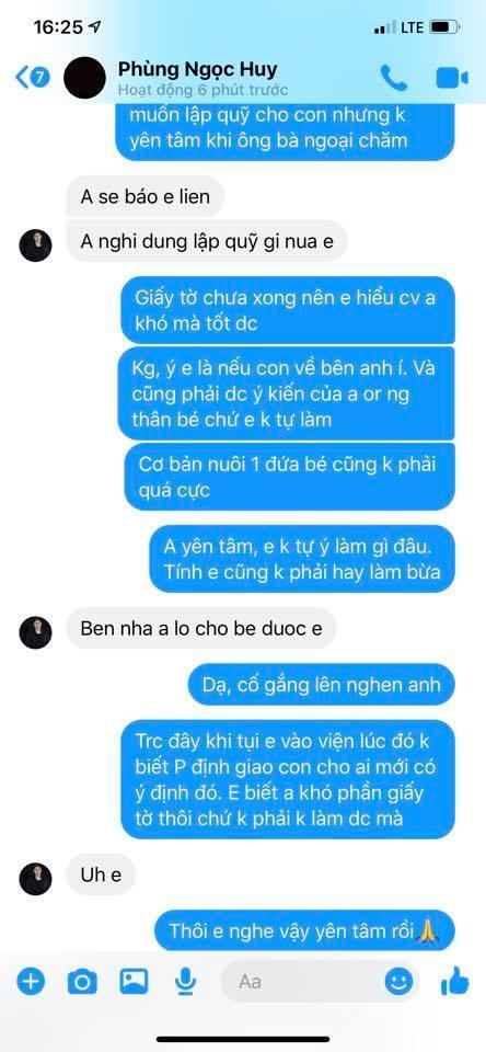 Vy Oanh từng xin nuôi bé Lavie, bây giờ mới hiểu tại sao Mai Phương không đồng ý-3