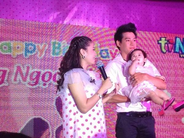 Vy Oanh từng xin nuôi bé Lavie, bây giờ mới hiểu tại sao Mai Phương không đồng ý-4