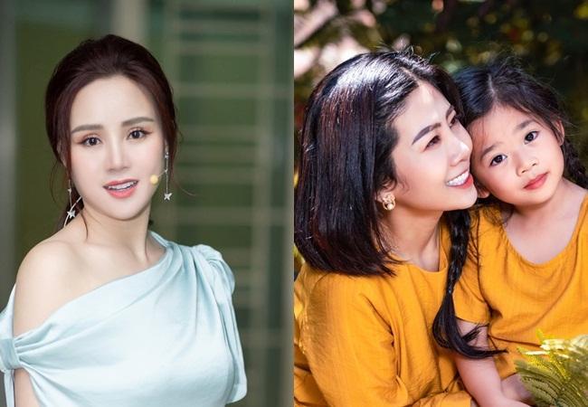 Vy Oanh từng xin nuôi bé Lavie, bây giờ mới hiểu tại sao Mai Phương không đồng ý-1