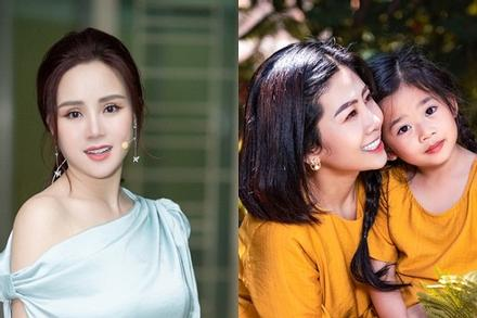 Vy Oanh từng xin nuôi bé Lavie, bây giờ mới hiểu tại sao Mai Phương không đồng ý