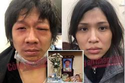 Mẹ ruột và bố dượng khai đã bạo hành bé gái 3 tuổi suốt 1 tháng trước khi tử vong ở Hà Nội