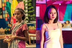 'Cô bé ăn xin' nổi tiếng 4 năm trước đổi đời nhờ làm người mẫu