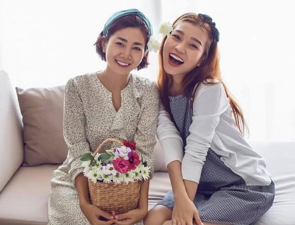 Bị mẹ Mai Phương tố không chào hỏi người lớn dẫn đến xô xát, Trương Bảo Như đáp trả tinh tế-1