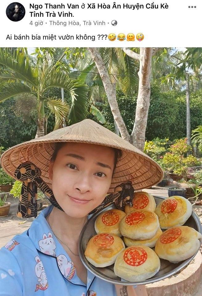 Diễn viên Việt thất nghiệp vì dịch Covid-19: Lan Ngọc mở tiệm tạp hóa, Diệu Nhi làm cô trông trẻ-1