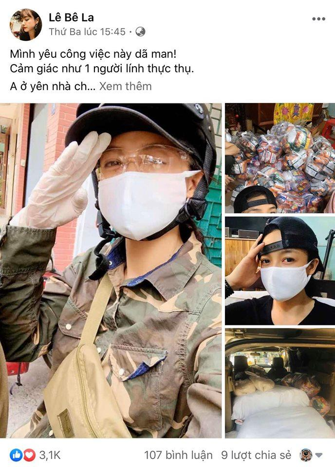 Diễn viên Việt thất nghiệp vì dịch Covid-19: Lan Ngọc mở tiệm tạp hóa, Diệu Nhi làm cô trông trẻ-11