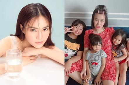 Diễn viên Việt thất nghiệp vì dịch Covid-19: Lan Ngọc mở tiệm tạp hóa, Diệu Nhi làm cô trông trẻ