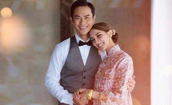 Nhờ TVB làm ông Tơ bà Nguyệt mà 5 cặp đôi này đã nên duyên vợ chồng-7