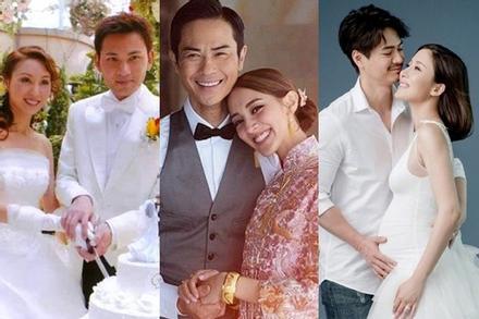 Nhờ TVB làm 'ông Tơ bà Nguyệt' mà 5 cặp đôi này đã nên duyên vợ chồng