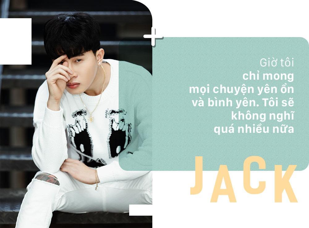Jack: Mong K-ICM giữ sức khỏe, thoải mái và có nhiều điều tốt đẹp-2