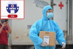 Sau 5 giờ thần tốc xác định gần 300 người tiếp xúc với ca 237: Có 89 y bác sĩ và hơn 200 người Hà Nội