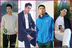 4 tài tử Hàn giàu từ trong phim đến ngoài đời