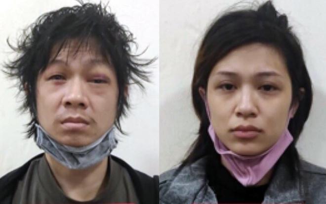 Thu ma túy trong nhà mẹ đẻ và cha dượng bạo hành bé gái 3 tuổi-1