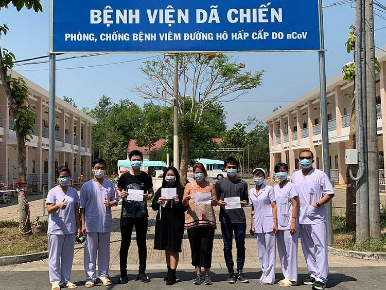 TP.HCM có thêm 4 bệnh nhân Covid-19 xuất viện-1
