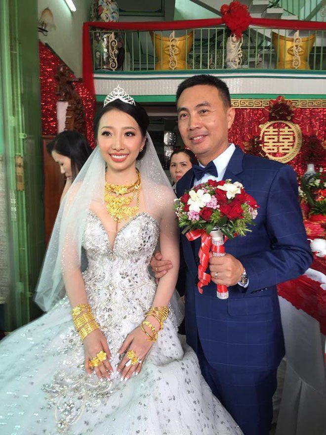 Hậu đám cưới 30 cây vàng, cô dâu Hậu Giang sang Singapore mang bầu, ngỡ ngàng với gia đình chồng-1