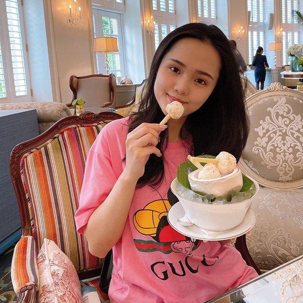 Từ ngày lấy Duy Mạnh làm chồng, Quỳnh Anh hiếm khi khoe hàng hiệu xa xỉ như xưa-6