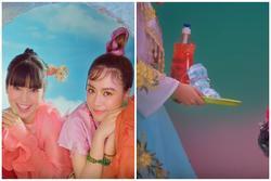 Hoàng Thùy Linh bắt trend cực nhanh khi mang cả khẩu trang, nước rửa tay vào MV mới