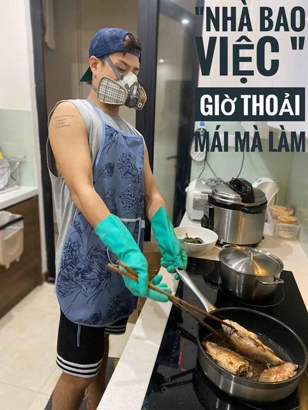 Chuyện các soái ca VTV cách ly toàn xã hội: Rảnh nhất là Hồng Đăng đếm râu cả buổi sáng-9