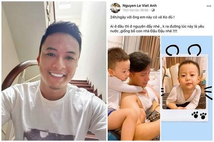 Chuyện các soái ca VTV cách ly toàn xã hội: Rảnh nhất là Hồng Đăng đếm râu cả buổi sáng