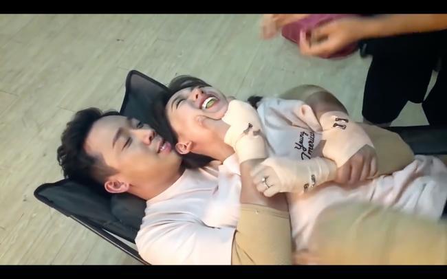 Trấn Thành rớt nước mắt khi Hari Won viết tặng ca khúc Anh Xìn Là Cả Bầu Trời-3