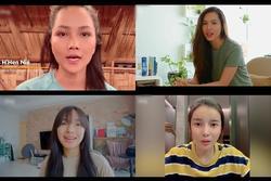 Nghệ sĩ Việt quay video cảm ơn bác sĩ ở tuyến đầu chống dịch