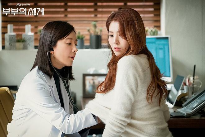 Nàng 'tiểu Song Hye Kyo' và vai gái hư giật chồng ở phim 19+-3