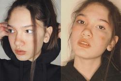 Em gái thủ môn Đặng Văn Lâm khoe nhan sắc chuẩn mỹ nhân tương lai ở tuổi 13