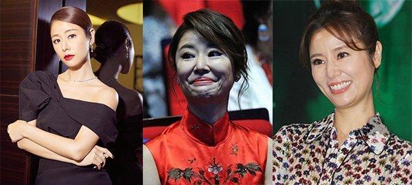 Bị fan chê già, mỹ nhân Hoàn châu cách cách đăng ảnh khoe làn da mịn màng ở tuổi 44-1