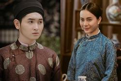 Hai diễn viên trẻ thế vai Diễm My, Jun Phạm trong 'Phượng khấu'
