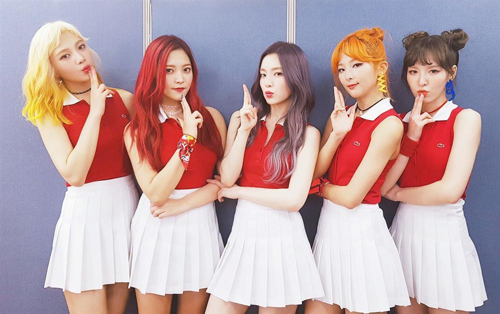 Style nữ sinh khác biệt của Twice, Red Velvet và BlackPink-7
