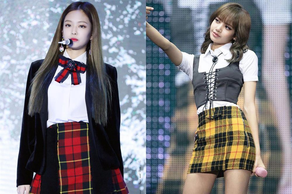 Style nữ sinh khác biệt của Twice, Red Velvet và BlackPink-12