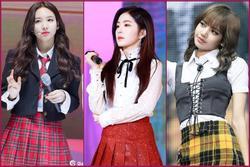 Style nữ sinh khác biệt của Twice, Red Velvet và BlackPink